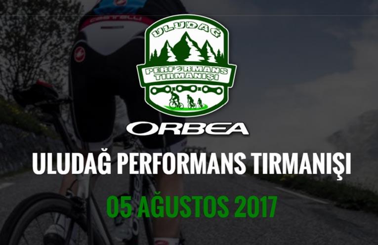 Uludağ Performans Tırmanışı 2017