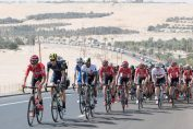Abu Dhabi Turu 1. Etap Peloton