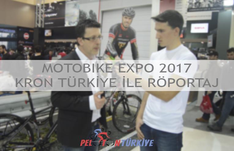 Moto Bike Expo Kron Standı