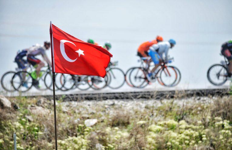 Cumhurbaşkanlığı Bisiklet Turu Aksaray - Konya Etabı