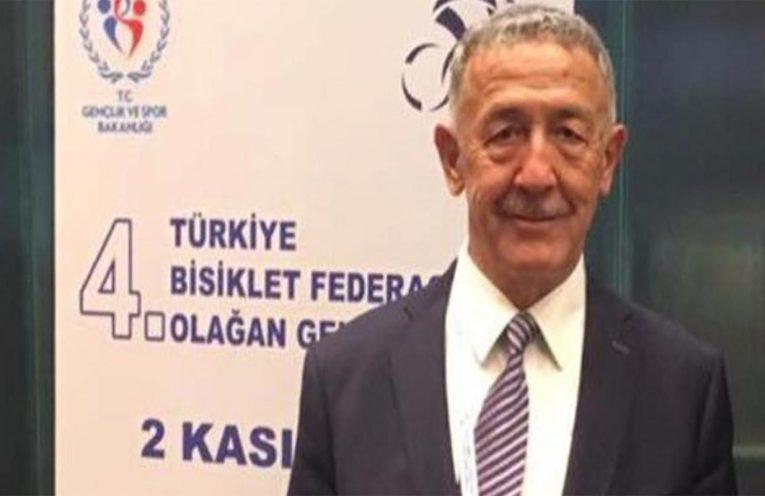 Türkiye Bisiklet Federasyonu Başkanı Erol Küçükbakırcı