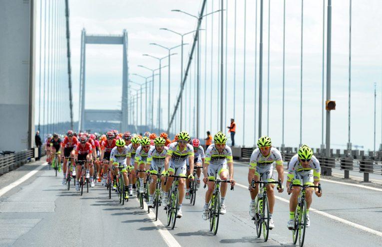 Cumhurbaşkanlığı Bisiklet Turu İstanbul Etabı