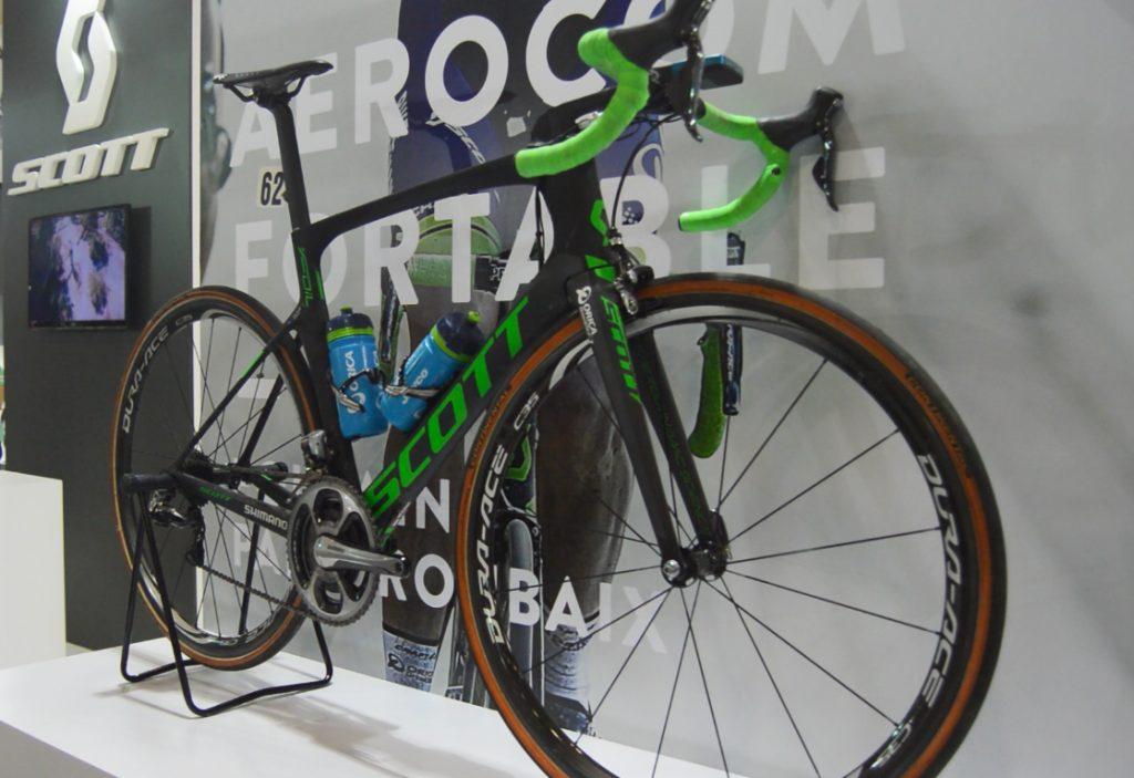 Matthew Hayman'ın Rio'da kullandığı bisiklet.