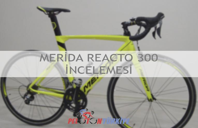 Merida Reacto 300