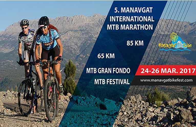 5. Uluslararası Manavgat Bisiklet Günleri