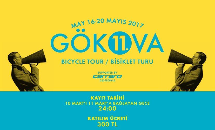 11. Gökova Bisiklet Turu 2017