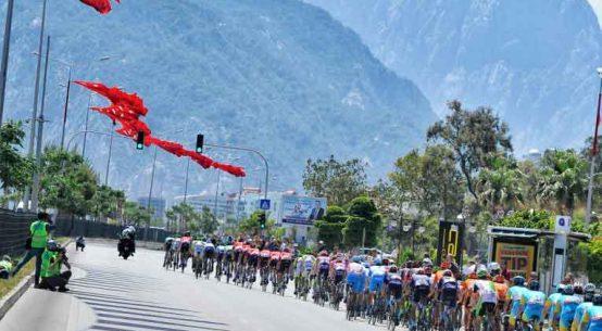 Tour of Turkey 2016 Alanya Kemer - Cumhurbaşkanlığı Bisiklet Turu