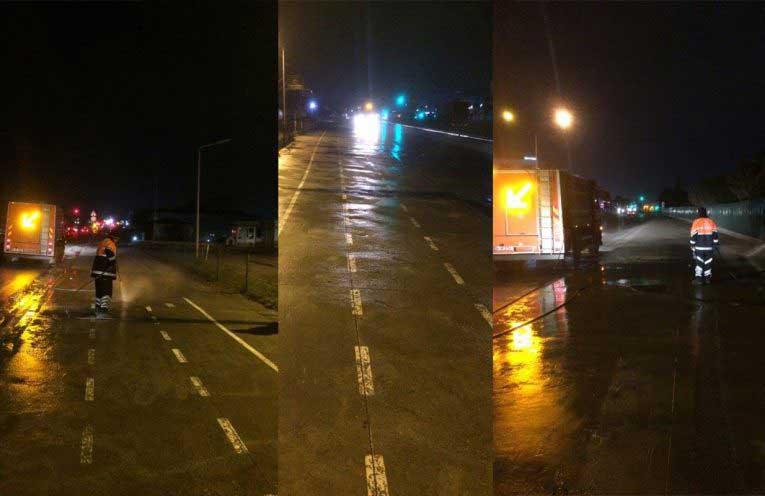 İstanbul'un Bisiklet Yolları Temizleniyor