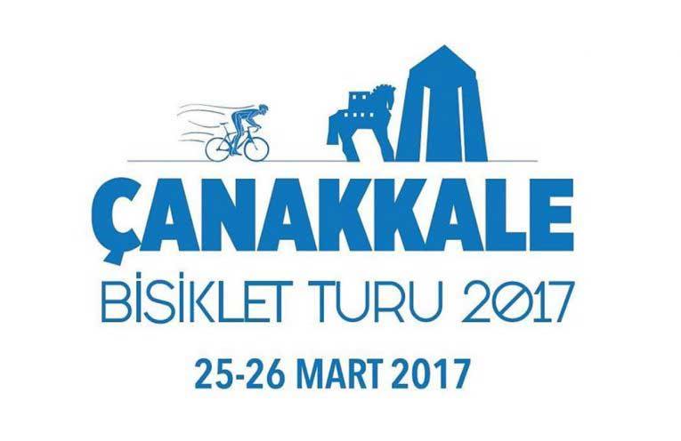 Çanakkale Bisiklet Turu 25 - 26 Mart'ta