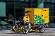 DHL Cubicycle Bikes - Elektrikli Bisikletler
