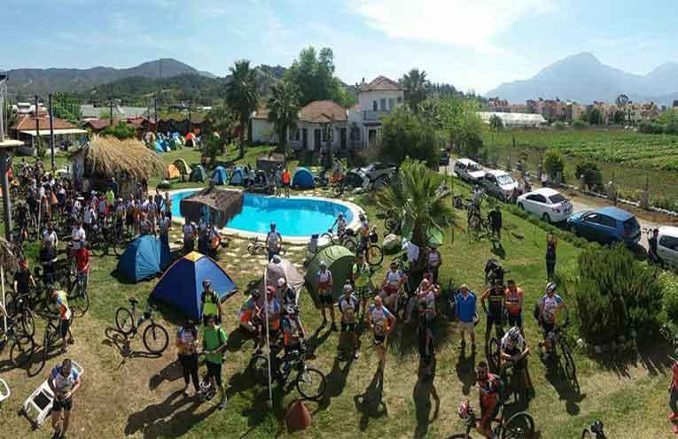 Fethiye Bisiklet Festivali 2017