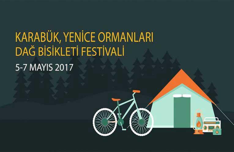 2.Yenice Bisiklet Festivali