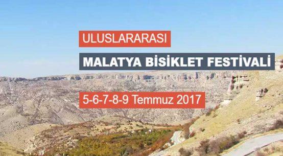 Malatya Uluslararası Bisiklet Festivali | 5-9 Temmuz
