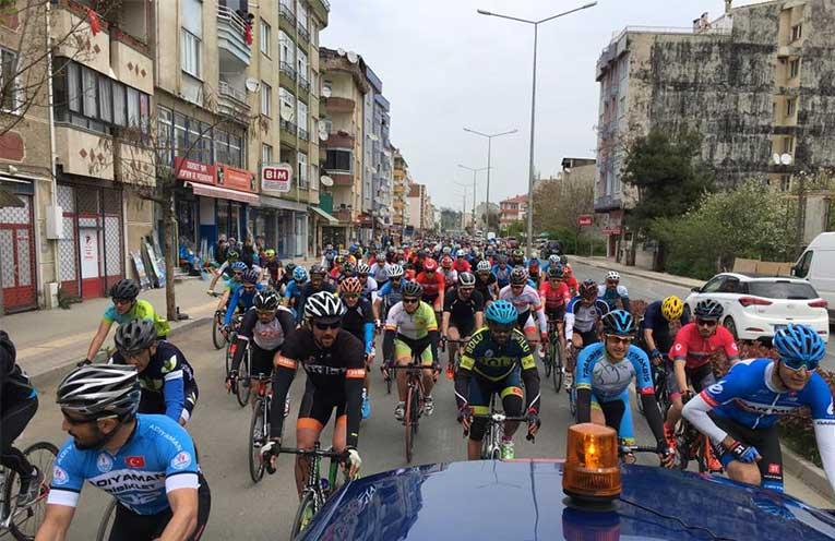 Tekirdağ Ulusal Egemenlik Kupası Yol Yarışı Tamamlandı