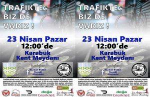 Trafikte Bizde Varız! | 23 Nisan