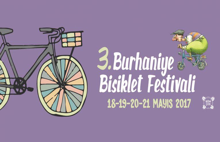 3. Burhaniye Bisiklet Festivali