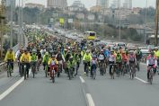Bisikletle Toplu Sürüş