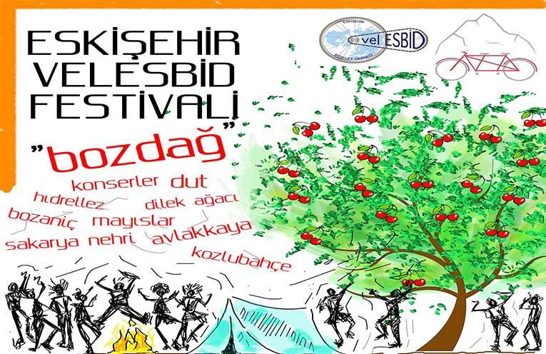 Eskişehir VelEsbid Festivali | 5-7 Mayıs