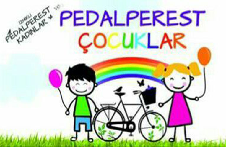 4.Pedalperest Çocuklar Pedallıyor