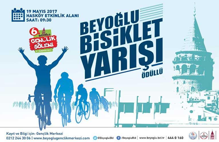 Beyoğlu Bisiklet Yarışı | 19 Mayıs