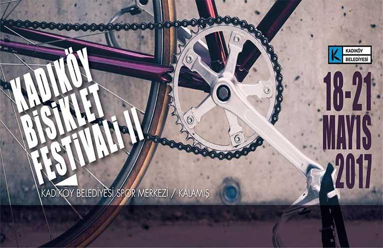 Kadıköy Bisiklet Festivali | 18-21 Mayıs