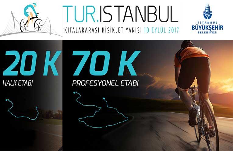 TUR İSTANBUL - Kıtalararası Bisiklet Yarışı | 10 Eylül