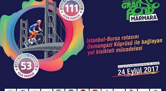 Granfondo Marmara Kayıtları Açıldı! | 24 Eylül