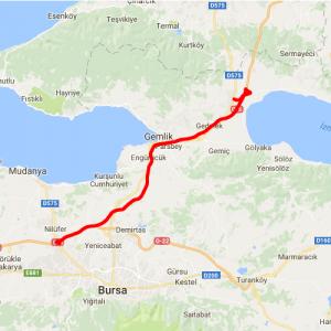 Granfondo Marmara Kısa Parkur