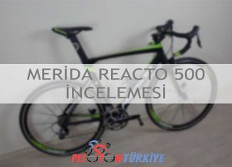 Merida Reacto 500 İnceleme