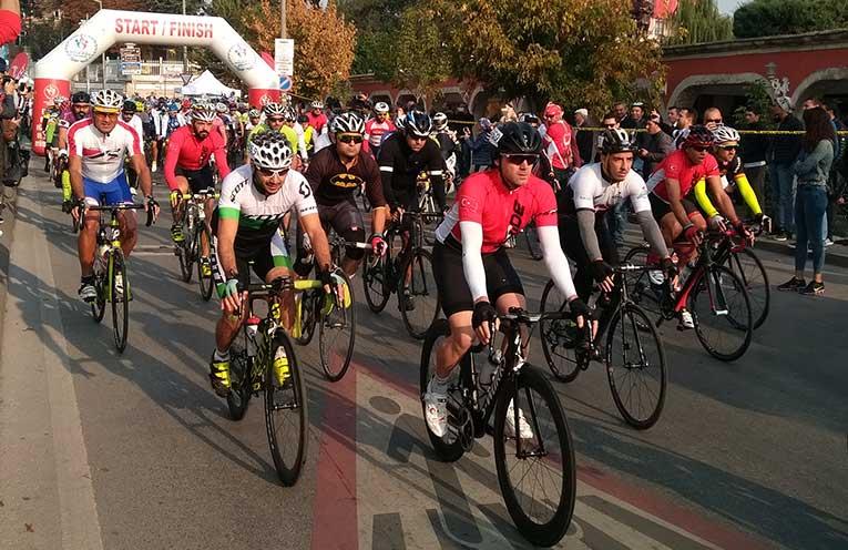 Edirne Cumhuriyet Bayramı 9.Yol Bisikleti Yarışı | 22 Ekim