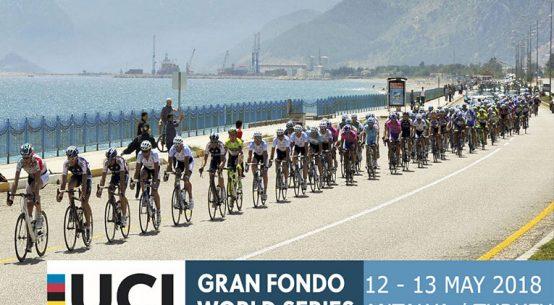 Türkiye'nin UCI Granfondo World Series Takvimine Giren İlk Yarışı Antalya'da Yapılacak