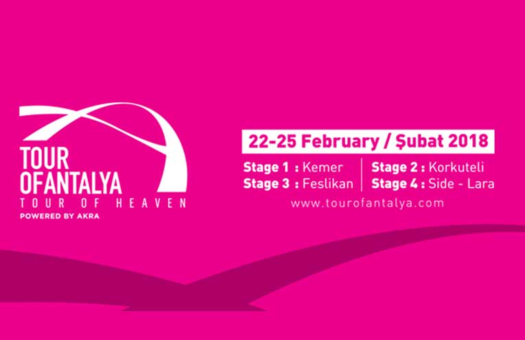 TOUR OF ANTALYA | 22-25 Şubat