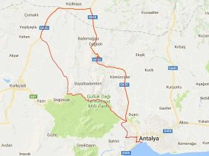 TOUR OF ANTALYA | 2. ETAP: KORKUTELİ