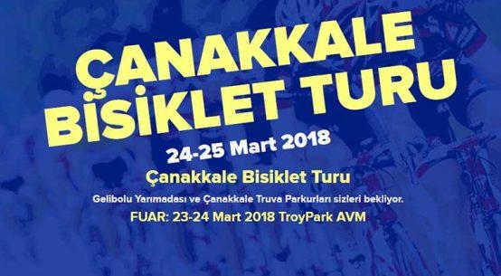 Çanakkale Bisiklet Turu | 24-25 Mart 2018