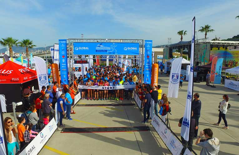 5.Global Run Bodrum | 28-29 Nisan