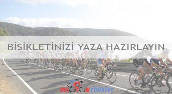 Bisikletinizi Yaza Hazırlayın