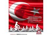 19 Mayıs Atatürk'ü Anma Gençlik ve Spor Bayramı Bisiklet Konvoyu