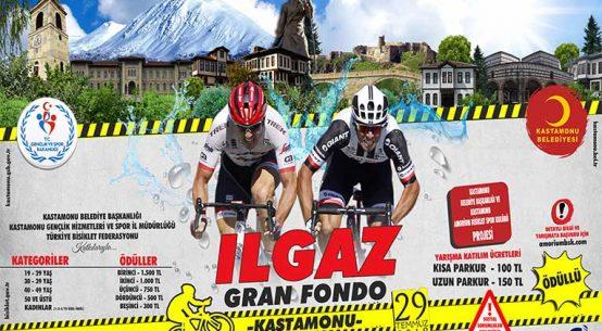 Ilgaz Gran Fondo - Kastamonu | 29 Temmuz 2018