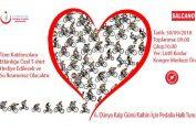 6.Geleneksel ''Dünya Kalp Günü'' Turu | 30 Eylül 2018