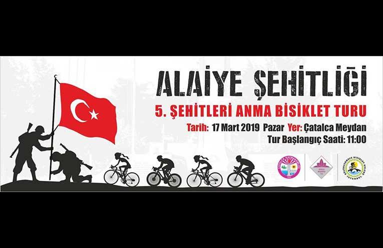 Alaiye Şehitliği 5.Şehitleri Anma Bisiklet Turu | 17 Mart
