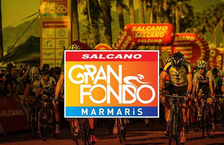 SALCANO GRAN FONDO MARMARİS | 14 NİSAN 2019