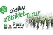 9. Geleneksel Yeşilay Bisiklet Turu   28 Nisan