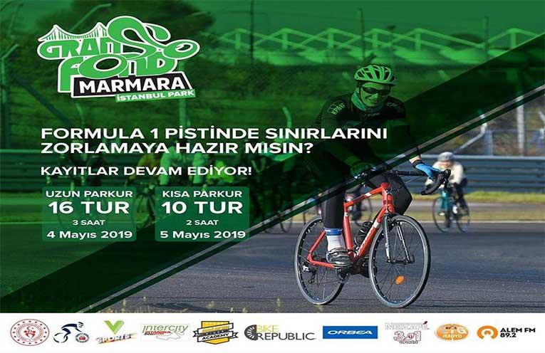 Gran Fondo Marmara İstanbul Park | 4-5 Mayıs 2019