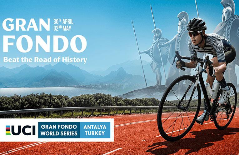 UCI Gran Fondo Antalya | 2 Mayıs 2021