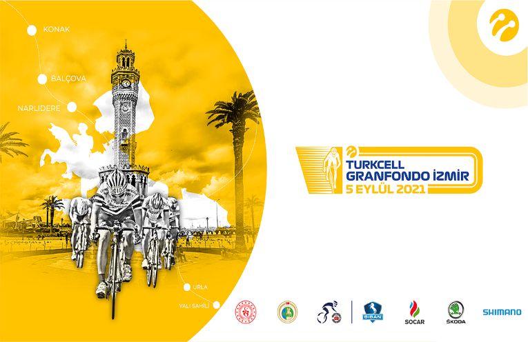 Türkcell Gran Fondo İzmir | 5 Eylül 2021